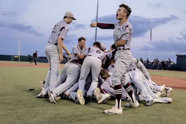 Round Rock sweeps Hendrickson, earns spot in 6A state tournament