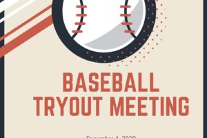 Tryout information meeting