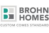 Brohn Homes logo
