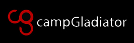 Camp Gladiator Logo