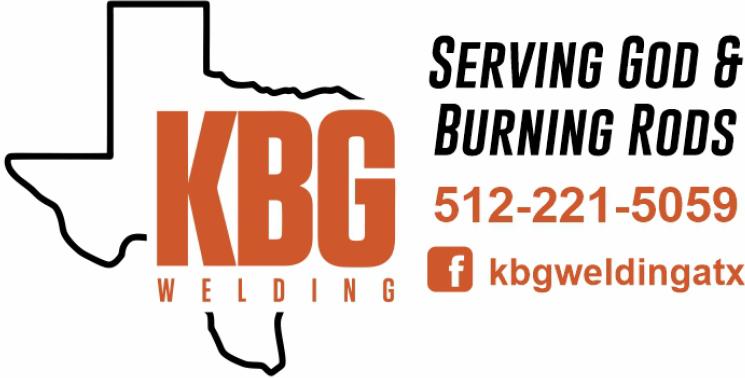 KBG Welding Logo